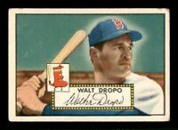 1952 Topps Set Break #235 Walt Dropo VG *OBGcards*