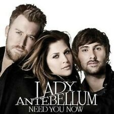 "LADY ANTEBELLUM ""NEED YOU NOW"" CD 12 TRACKS NEU"