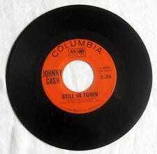 JOHNNY CASH The Matador ~ 45 rpm Vinyl Record 1963
