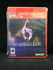 Resident Evil 6  (Playstation 3) Greatest Hits