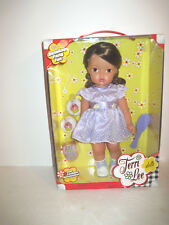 New *Terri Lee* 2004 Brunette, Birthday Party Fun with 9 Accessories -Nrfb - Htf