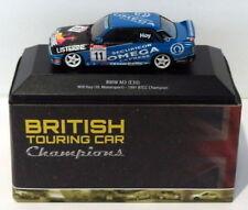 Atlas Editions 1/43 Scale 4 672 102 - BMW M3 E30 #11 Will Hoy 1991 BTCC Champion