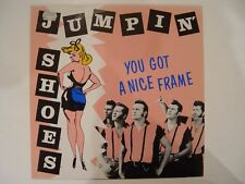"""Jumpin 'shoes you got a nice Frame 12"""" VINILE LP VG + + Rockhouse 9112 Rockabilly"""