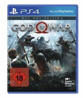 God of War D1 Day One Edition - PS4 Playstation 4 Spiel - NEUWARE verschweisst