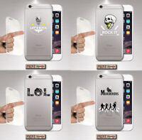 Coque Pour , Samsung, Musique, Silicone, Doux, Transparent, Rock, Dark, Crâne