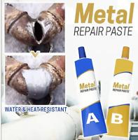 Permanent Metal Repair Paste Set 100ml