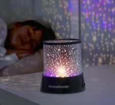 Nachtlicht Sternenhimmel LED Lampe und Sterne Himmel Projektor Nachtlampe #109