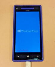 HTC 8X WINDOWS PHONE T-MOBILE 16 GB FACTORY RESET *FLOOR MODEL* (PD23)