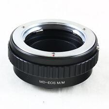 Makroadapter für Minolta MD Objektiv an Canon EOS M kamera adapter helicoid M2