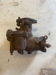 Case D DO DC DC-4 Tractor Zenith carburetor used