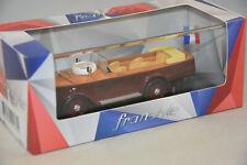 Franstyle 013 - PEUGEOT 177 MOTORBOAT CAR 1925 TORPEDO  1/43