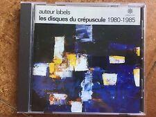 Auteur Labels / Les Disques Du Crepescule 1980 – 1985 (CD)