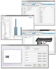 Firearm Gun Rifle Safety Cabinet Storage Insurance Inventory Tracking Software
