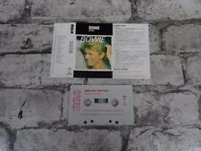 DAVID BOWIE - Bowie Rare / Cassette Album Tape / 3508