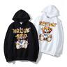 New Women's Men's Moschino teddy bear Hoodie Sweater Sweatshirts Long Sleeve