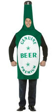 Green Beer Bottle Fancy Dress Costume - Rasta Imposta Funny Fancy Dress