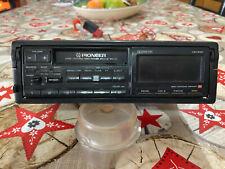 AUTORADIO D'EPOCA - PIONEER KEH-8101 + TELECOMANDO CD-R52