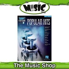 New Popular Hits Trumpet Play Along Music Book & OLA - Volume 1