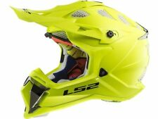 CASCO MOTO CROSS ENDURO LS2 MX 470 Subverter GIALLO FLUO