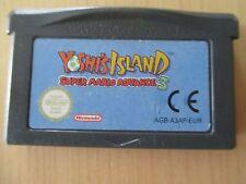 Yoshi's Island - Super Mario Advance 3  Nintendo Game Boy Advance