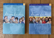 Knots Landing DVD Sets Complete First and Second Seasons 1 2 Warner Brothers
