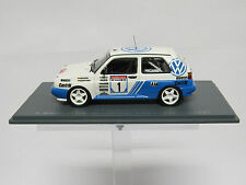 VW Rallye Golf G60 1/43 NEO 43590 German Rally Champions 1991