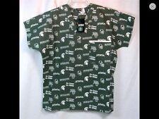 Michigan State Party Shirt- Scrub Style!