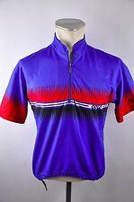 odlo vintage 90er Radtrikot cycling jersey maglia Rad Trikot Gr. S BW50  01Y