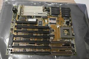 Socket 3 486 Intel 486 DX 33 8mb Motherboard mainboard VLB ISA Vesa Local Bus