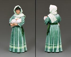 KING & COUNTRY LIFE OF JESUS LOJ046 WOMAN & BABY MIB