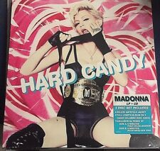 Madonna –Hard Candy -3 VINYL LP COLORED+CD 093624986867 -1° First Print- SEALED