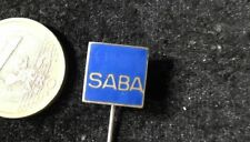 Saba Broche aucun pin badge