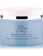NEW PHILOSOPHY FALLING IN LOVE 4 OZ WHIPPED BODY CREAM CREME LOTION