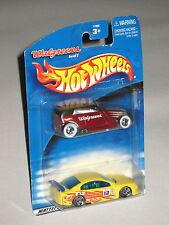 Hot Wheels Walgreens 2-Pack Phaeton Mtflk Red SS Commodore VT Yellow 54958