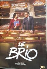 DVD du film LE BRIO avec Daniel Auteuil