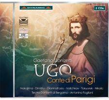 Antonino Fogliani - Ugo Conte Di Parigi [New CD]