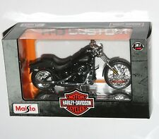 Maisto - Harley Davidson 2008 FXSTB NIGHT TRAIN Model Scale 1:18