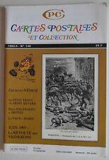 CPC Cartes Postales et Collection n°146- Georges Némoz Révoltes des Vignerons