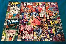 Uncanny X-Men 228 229 230 231 232 247 271 272 320 Marvel 1st App CGC it Stan Lee