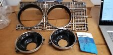 NOS 1973 1974 FORD LTD BROUGHAM & COUNTRY SQUIRE HEADLIGHT MOUNTING KIT LH NEW