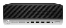 HP ProDesk 600 G3 (1TB, Intel Core i3 7th Gen., 3.80GHz, 8GB) Small Form Factor Desktop - 1MF39PA
