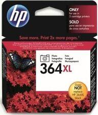 Genuine / Original HP 364XL Photo Black Ink Cartridge HP 364  ( CB322EE )  C310a