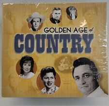 Golden Age Of Country Music 10 CD NEW UNOPENED Factory Sealed