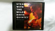 Steamin With The Miles Davis Quintet CD