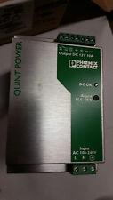 PHOENIX CONTACT QUINT-PS-100-240AC/12DC/10 2938811 POWER SUPPLY NIB