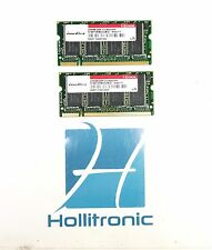 innoDisk 256MB DDR 333 SODIMM M1SF-56HB3CDB-D *Lot of 2