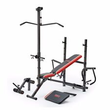 York Warrior Ultimate Adjustable Folding Multi-Function Weight Lifting Bench