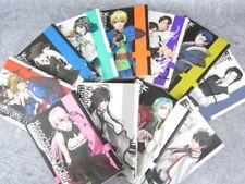MONOCHROME FACTOR Comic Complete Set 1-11 Kaili Sorano Book *