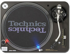 Turntable Mouse Mat. Classic Vintage Record Player DJ Mixer Mouse Pad
