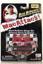 MAISTO ~ BOBBY HILLIN ~ #8 CLEAN SHOWER MAC ATTACK ~ MARK McGUIRE ~ 1/64